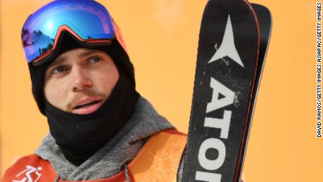 Kenworthy won slopestyle silver at the 2014 Games