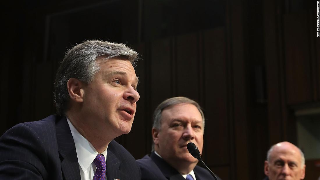 FBI director defends agency amid scrutiny from House Republicans