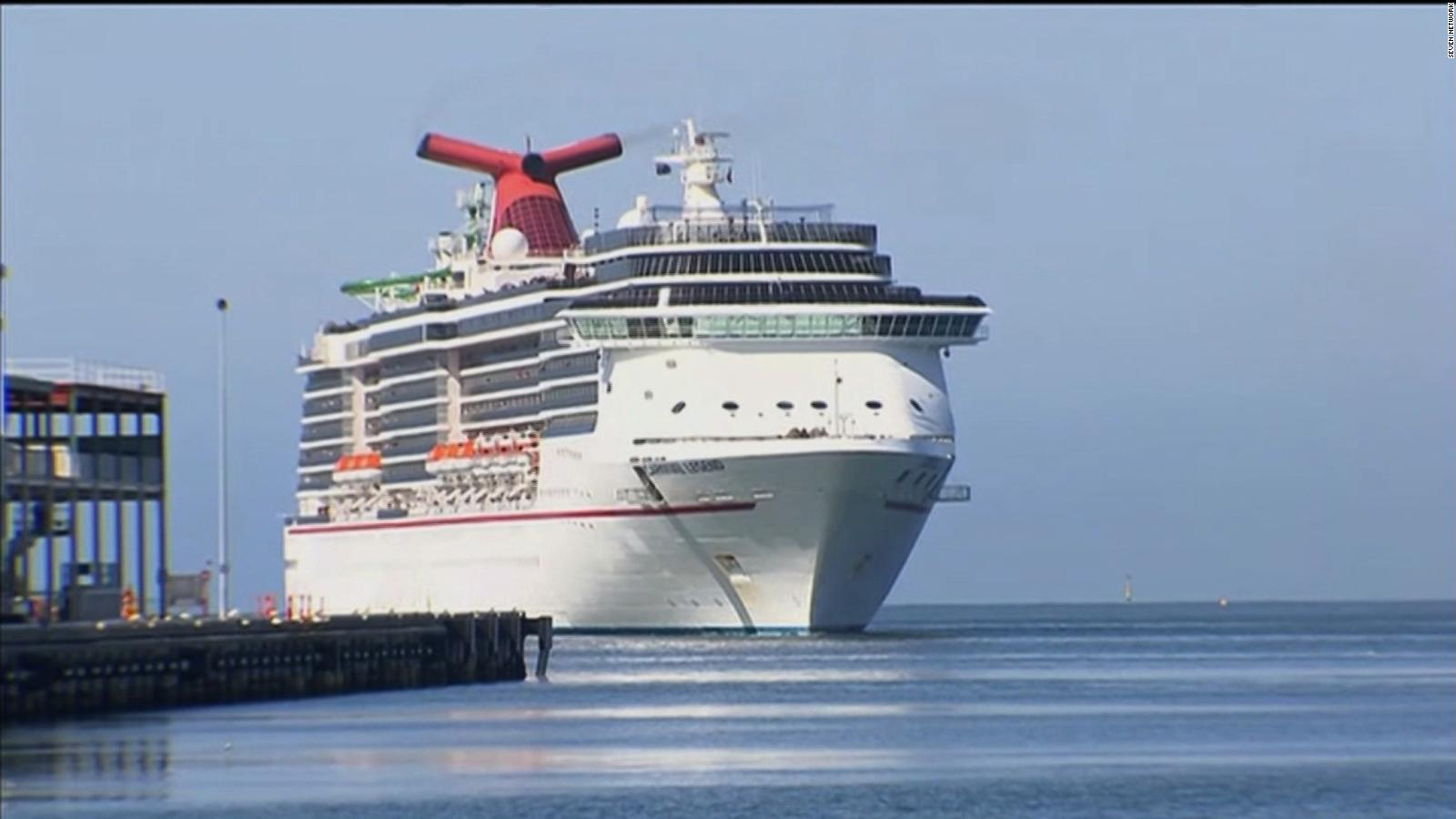 Passengers Removed From Cruise Ship After Brawls CNN - Cell phone service on cruise ships