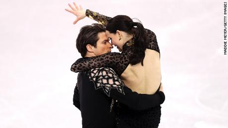 Virtue and Moir are now the most successful Olympic ice dance pair of all time.