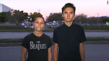 Parkland survivors rip politicians' 'pathetic' responses