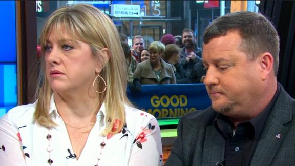 Snead family talks about living with suspected school shooter Nikolas Cruz on Good Morning America.
