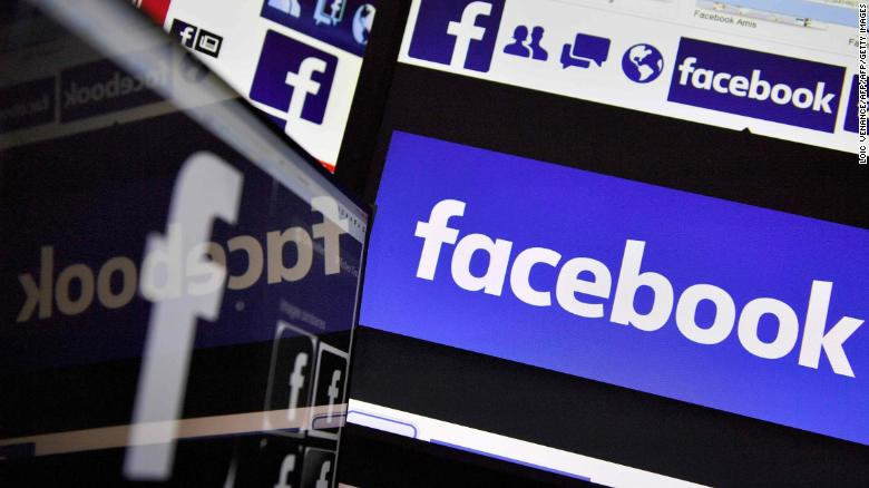 Facebook suspends data firm with Trump ties
