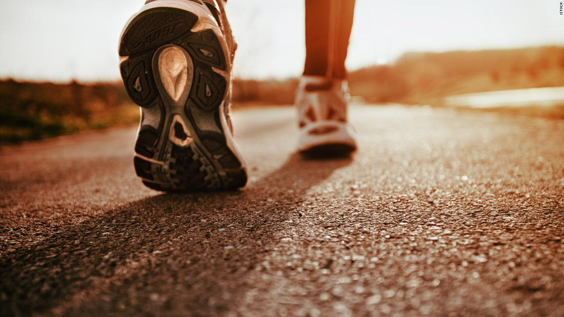 Most Experts Concur: Strolling Is Good Exercise
