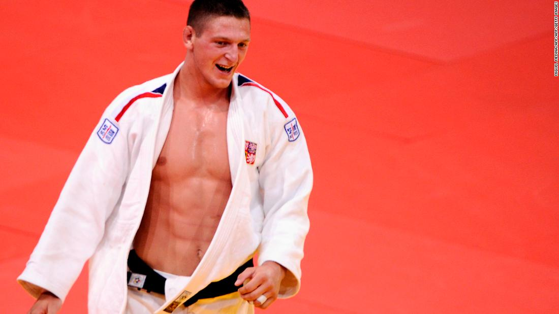 Krpalek's family didn't have enough money to fund his ice hockey dream, but the Czech continued honing his skills on the tatami. And in 2011, he won bronze at the Paris World Championships -- his country's first medal of any color at that level since its declaration of independence.