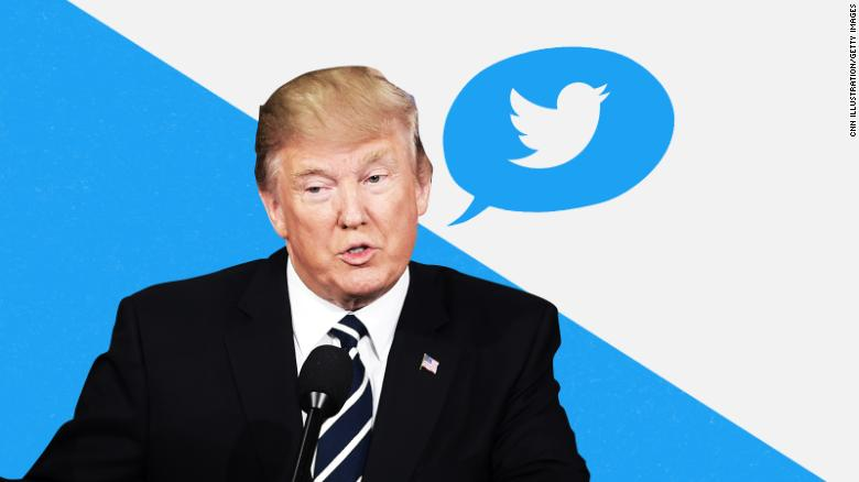 Trump's latest Twitter tirade lashes at media - CNN Video