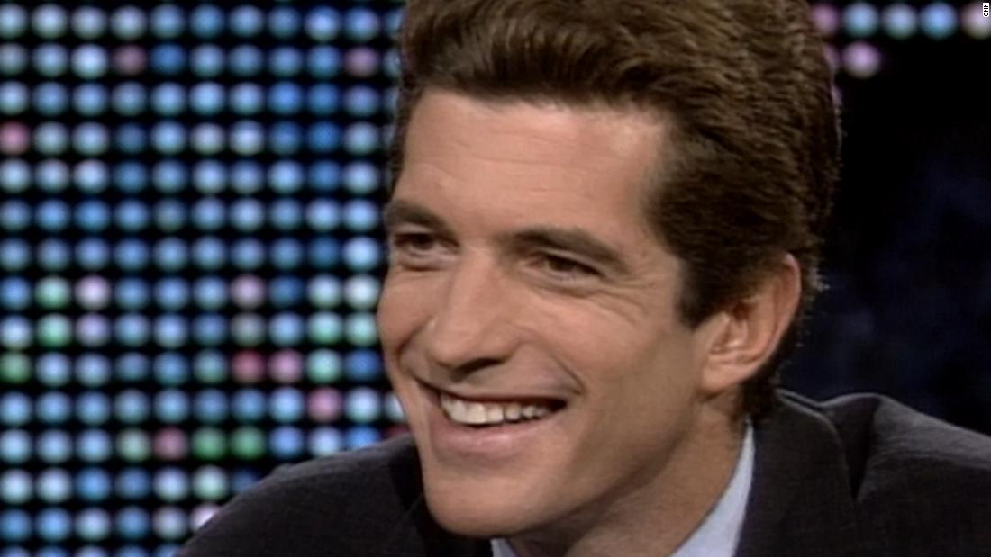 Jfk Jr Complicated Being Jfks Son 1995 Cnn Video