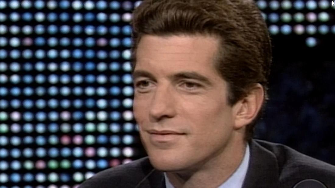 Jfk Jr On Being A Kennedy 1995 Cnn Video