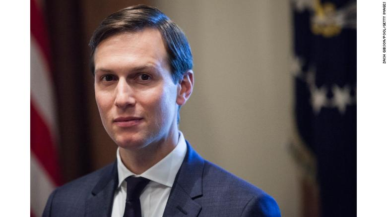 Sources: Kushner loses top secret clearance
