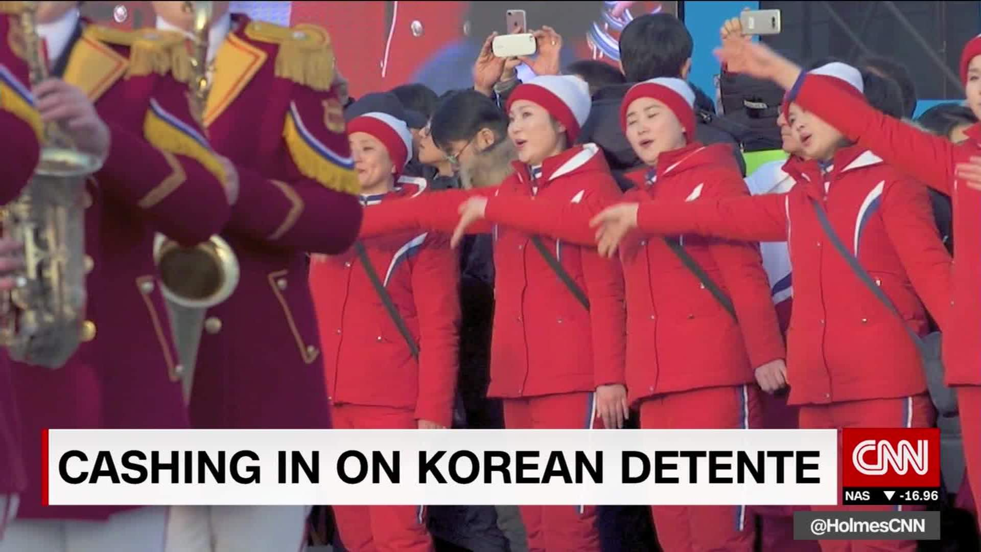 sc 1 st  CNN.com & North Korea capitalizes on the detente - CNN Video