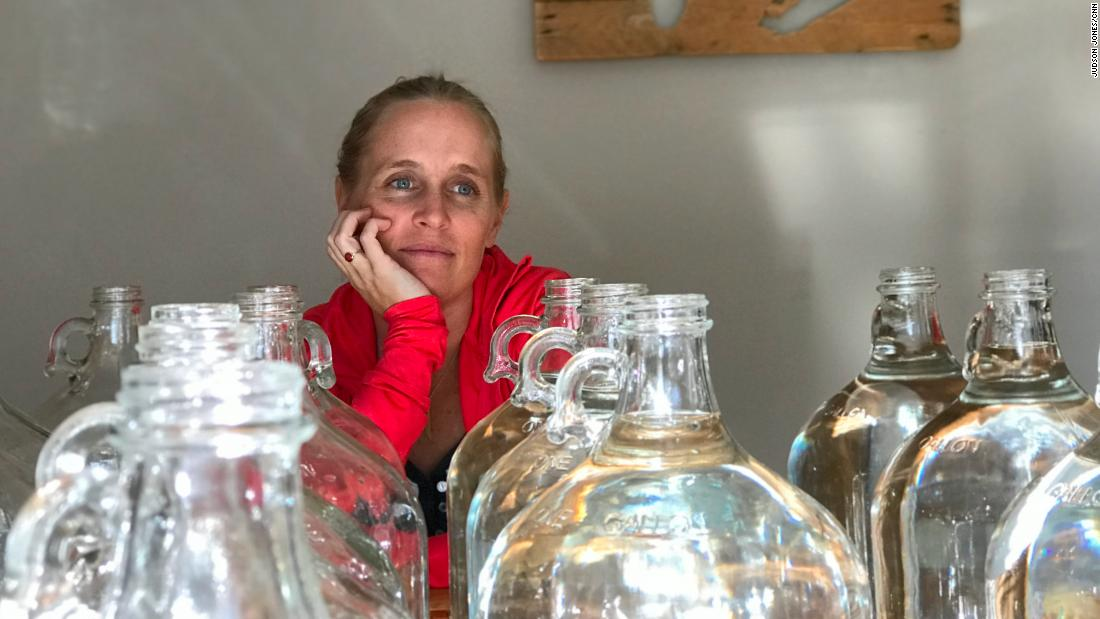 Living 24 hours with 'Day Zero' water rations