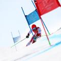 Winter Olympics Marcel Hirscher giant slalom