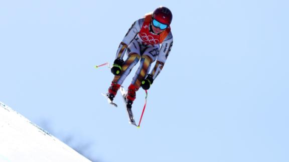 Ester Ledecka, the 22-year-old Czech, is better known as a snowboarding world champion, not a super-G skier. The underdog stunned the world as she finished one-hundredth of a second ahead of defending champion Anna Veith.