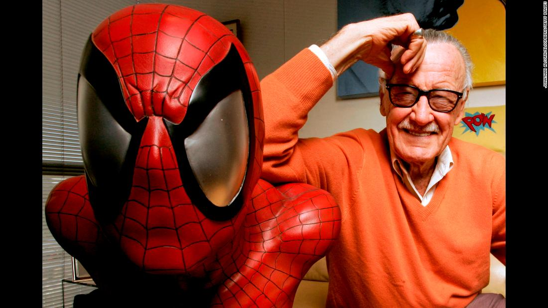 Image result for Stan lee - image