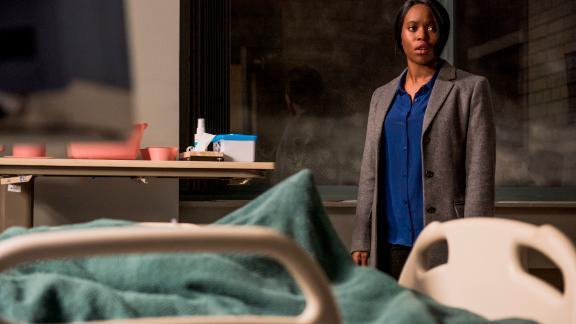 Clare-Hope Ashitey in 'Seven Seconds'