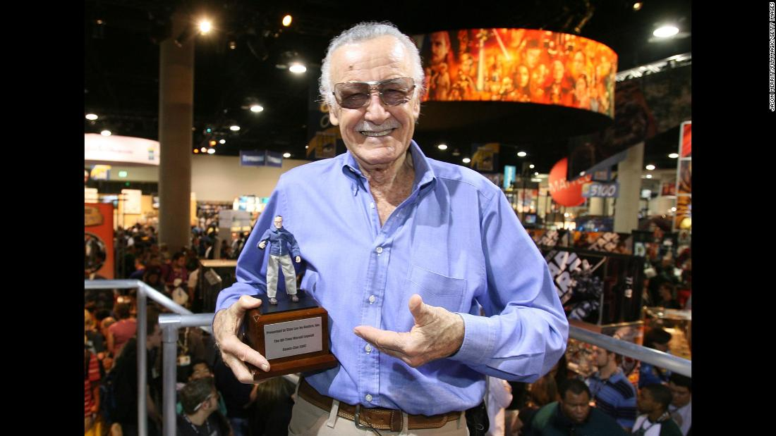Fantastic Four Saved Stan Lee From Quitting Comics Cnn