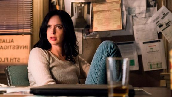 """Krysten Ritter is back in March for her super heroine turn in Season 2 of <strong>Netflix's """"Marvel's Jessica Jones.""""</strong> But that's not the only powerful thing streaming that month."""
