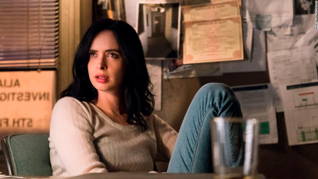 "Krysten Ritter is back in March for her super heroine turn in Season 2 of <strong>Netflix's ""Marvel's Jessica Jones.""</strong> But that's not the only powerful thing streaming that month."