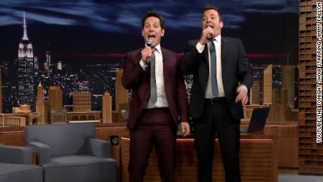 paul rudd jimmy fallon
