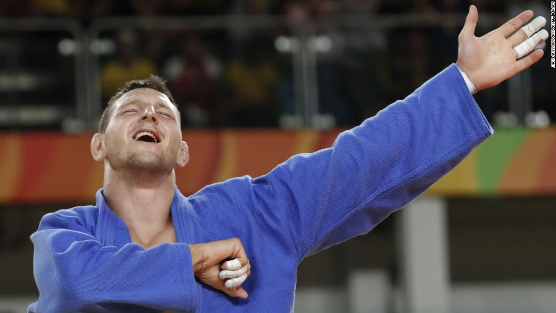 """My three biggest results are gold from the Rio 2016 Olympic Games, the 2014 World title in Chelyabinsk and the 2013 European Championship title in Budapest,"" Krpalek tells CNN. <br />"