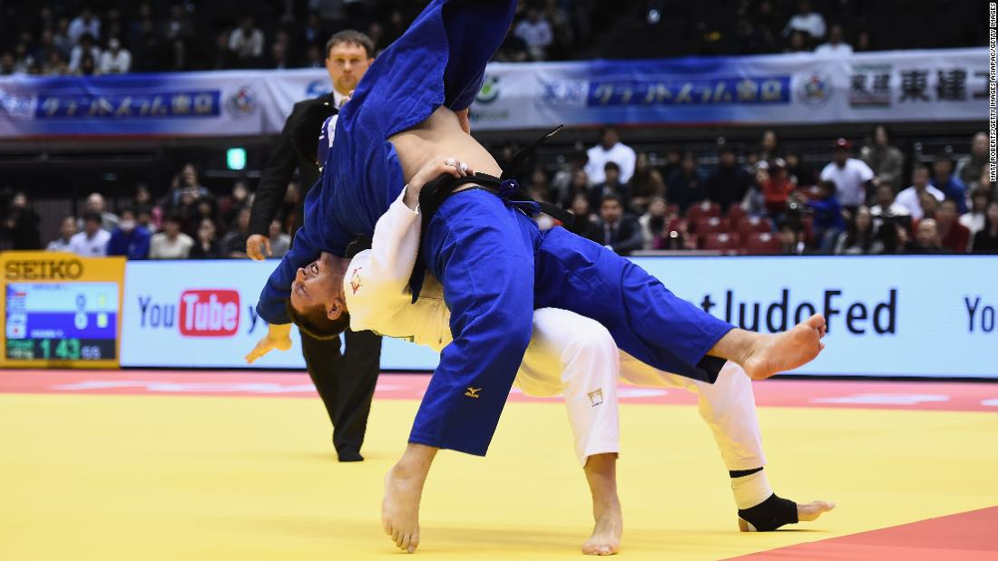No sooner had Krpalek won Olympic gold than he was plotting his next move: a tilt at the heavyweight (100kg+) titles, and an inevitable showdown with ten-time world champion Teddy Riner. At the 2017 Tokyo Grand Slam, Krpalek won silver in Riner's absence.