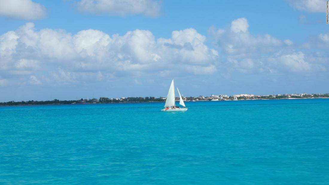 Isla Mujeres: Close to, but so not Cancún