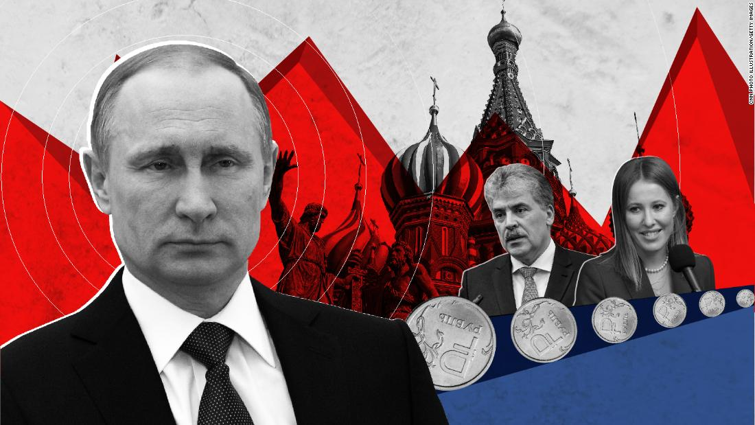 Why Russia's presidential election is like no other