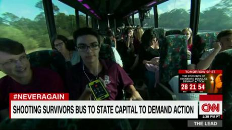 FL students travel to Tallahassee to lobby lawmakers