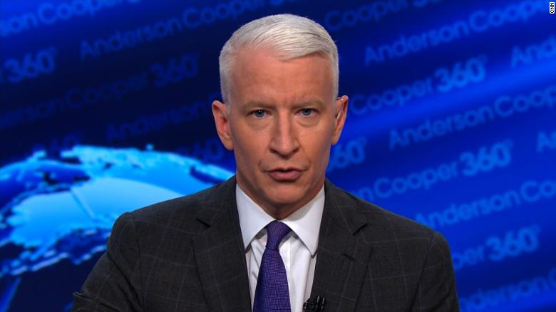 Cooper: These conspiracy theories are sick