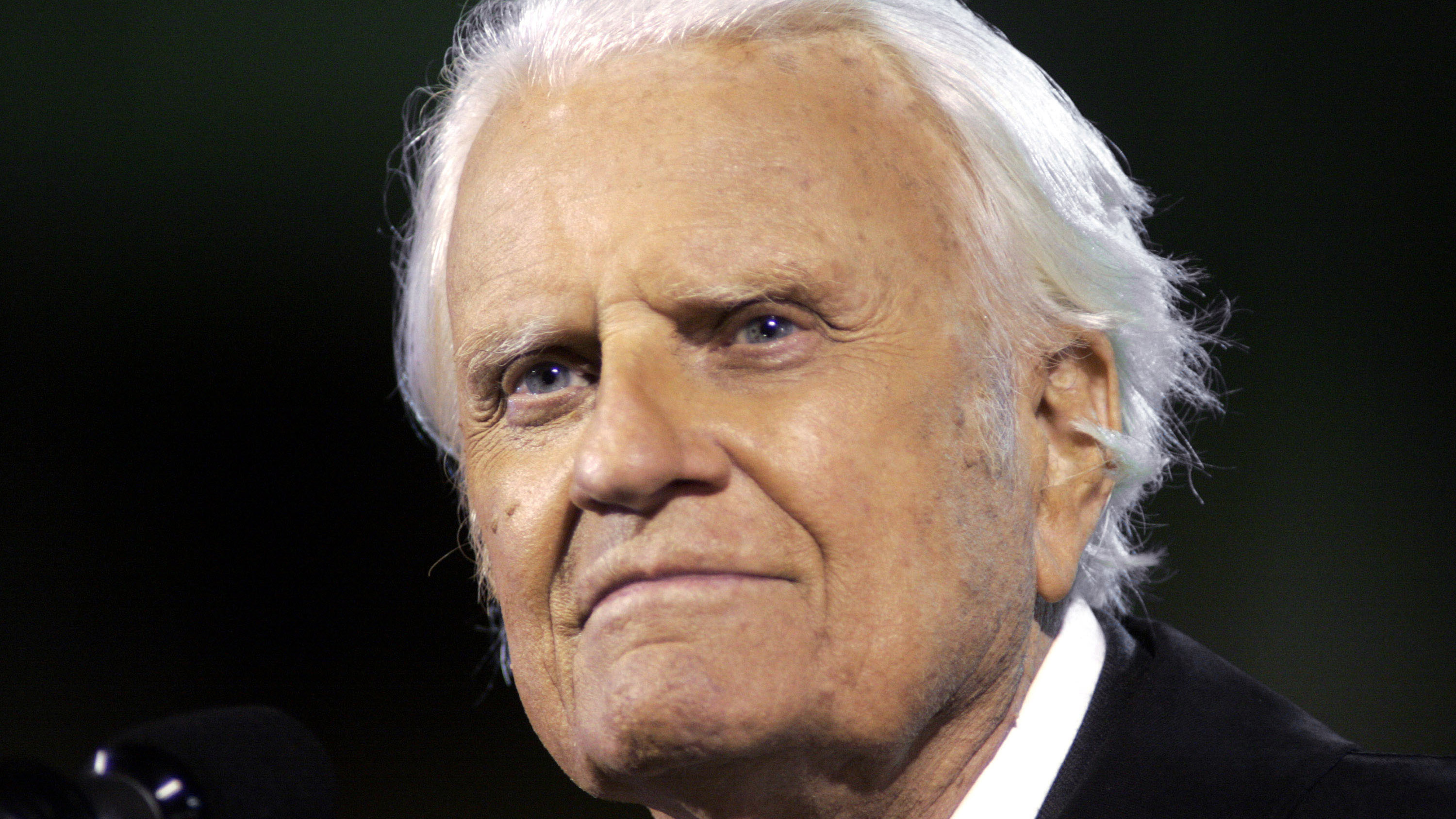 Evangelist Billy Graham Dies At Age 99 Cnn Video