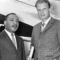 Billy Graham Martin Luther King Jr