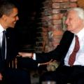 Billy Graham and Obama
