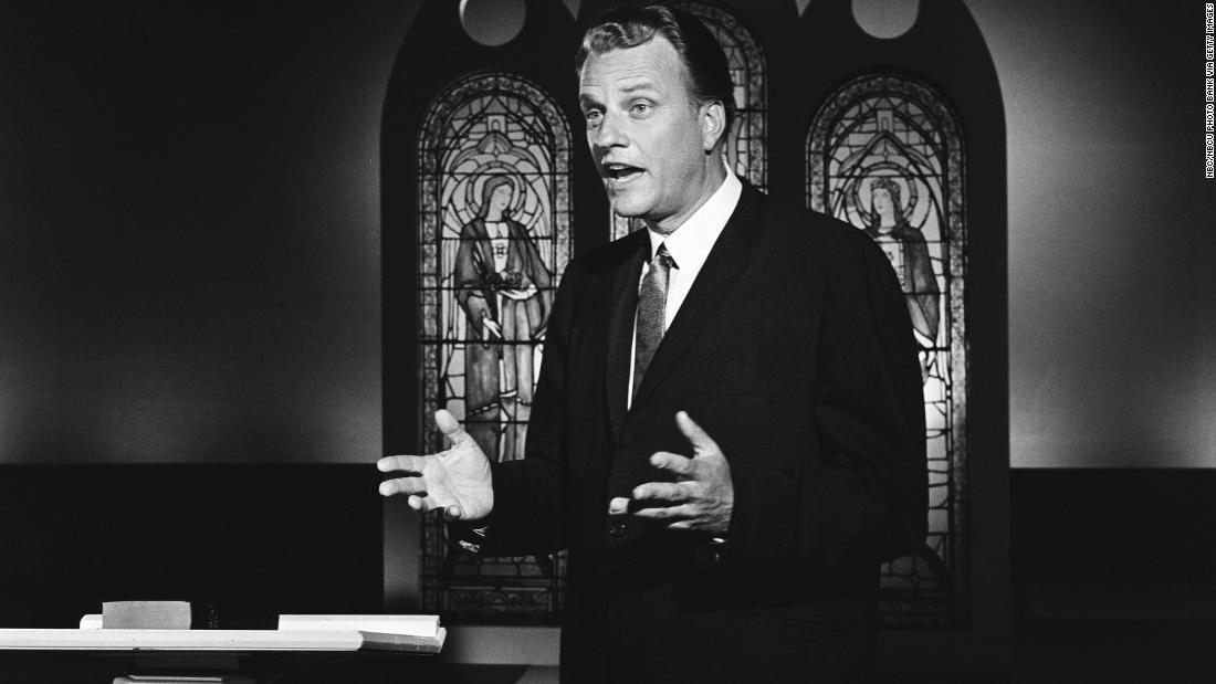 "Graham appears in the 1963 documentary ""The World's Greatest Showman: The Legend of Cecil B. DeMille."""