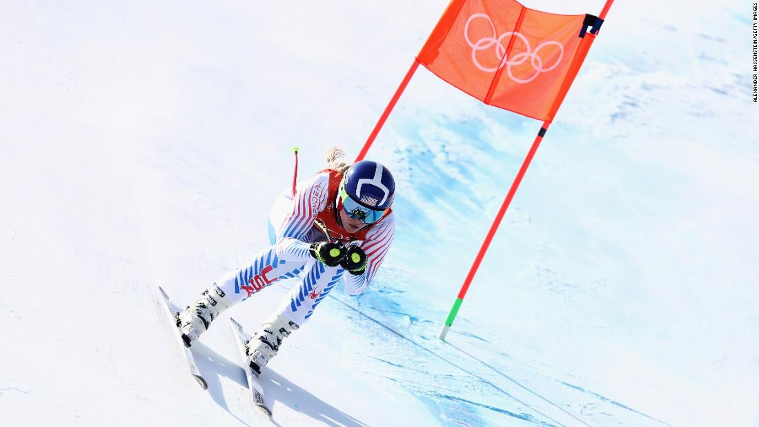 US skier superstar Lindsey Vonn was denied gold in her signature event at what will likely be her final Olympics, walking away with bronze. She had hoped to reclaim the title she won in Vancouver eight years ago, having missed the chance at Sochi 2014 due to injuries.