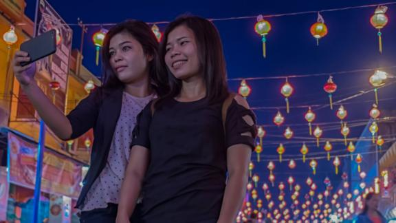 Pekanbaru, Indonesia: This year Lunar New Year celebrations began around the world on February 16. Festivities in Pekanbaru