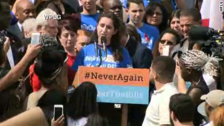Parkland survivor: Adults, you have failed us