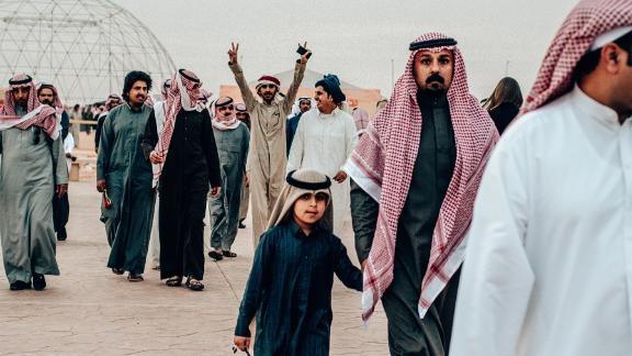 Tourism drive: The new visa scheme is part of a bold plan to increase visitor numbers beyond the millions of Muslims who make the pilgrimage to Mecca every year.