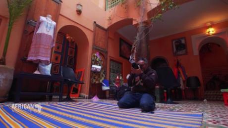 African Voices Hassan Hajjaj: The 'Andy Warhol of Marrakech' A_00004507.jpg