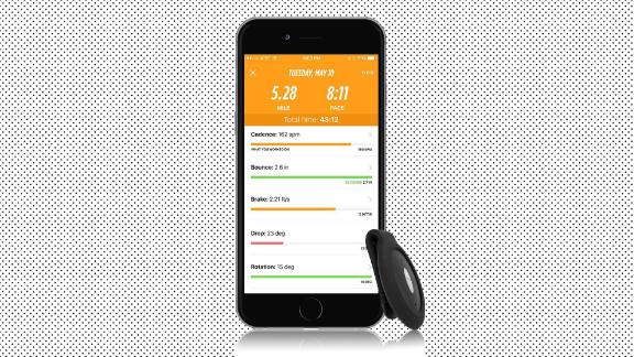 The Lumo BodyTech Running Coach ($98.58; amazon.com)