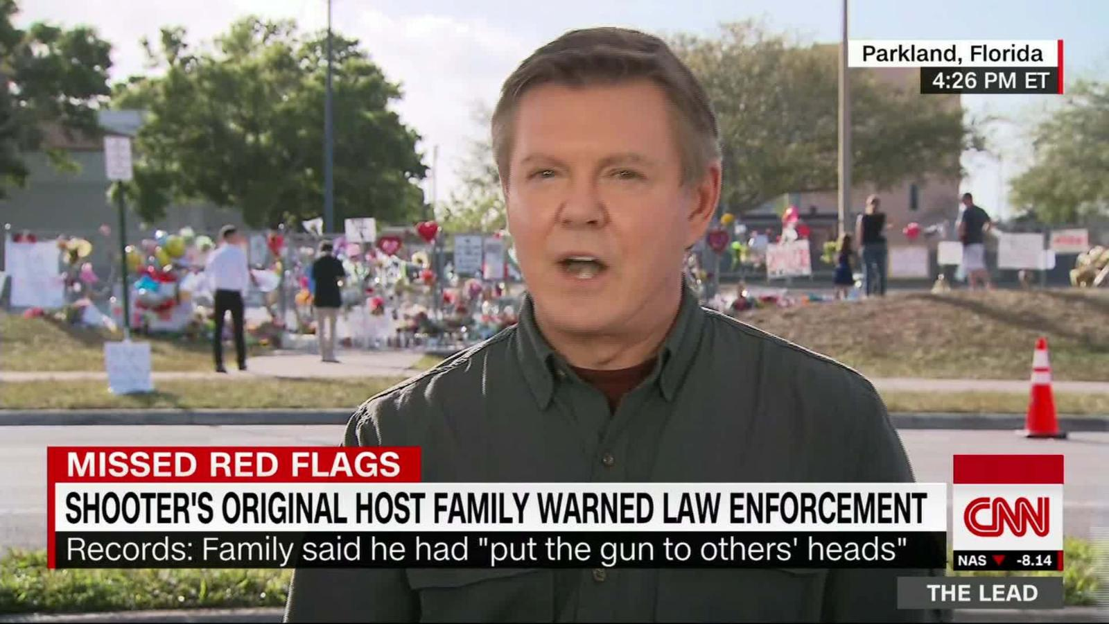 Florida Shooting Bullets Flew For  Minutes As Armed Deputy Waited Outside Cnn