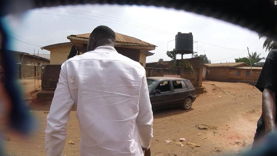 Smuggled by Nigeria's 'pushermen'