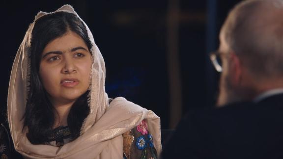 """<strong>""""My Next Guest Needs No Introduction with David Letterman - Malala Yousafzai""""</strong>: The former late night host turns his microphone on the Pakistani education activist and the youngest person ever to win the Nobel Peace Prize. <strong>(Netflix) </strong>"""