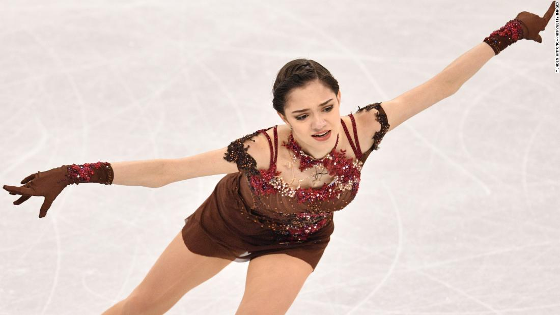 Medvedeva received the same score as Zagitova on their free skate. But in the end, Zagitova finished with the gold because of her superior short program on Wednesday.