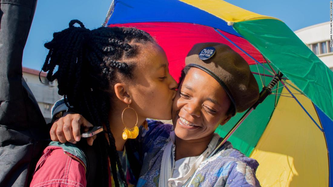 Kenya considers legalizing homosexuality