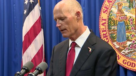 After deadly shooting, Florida governor calls for raising minimum age to buy firearms