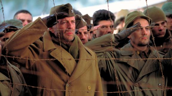 """<strong>""""Hart's War""""</strong>: Bruce Willis stars as Colonel William McNamara in this film about a lieutenant and law student captured during World War II asked to defend a black prisoner of war who is falsely accused of murder. <strong>(Amazon Prime, Hulu) </strong>"""