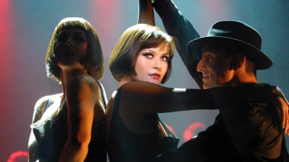 """<strong>""""Chicago""""</strong>: Catherine Zeta Jones stars in this big-screen adaptation of the musical in which a pair of murderesses find themselves on death row together, fighting for the fame that will keep them from being executed in 1920s Chicago.<strong> (Hulu)</strong>"""