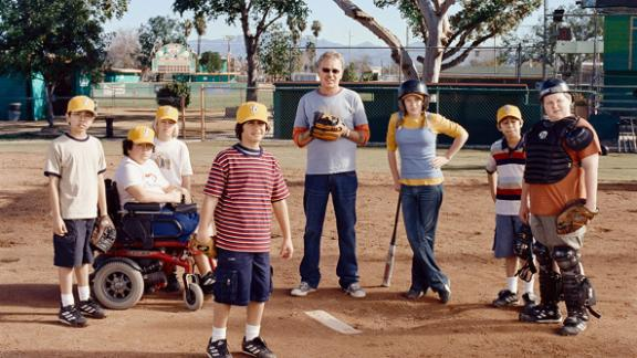 """<strong>""""Bad News Bears</strong>"""": Billy Bob Thornton stars as a curmudgeonly little league coach in this remake of the 1976 original dramedy. <strong>(Amazon Prime, Hulu) </strong>"""