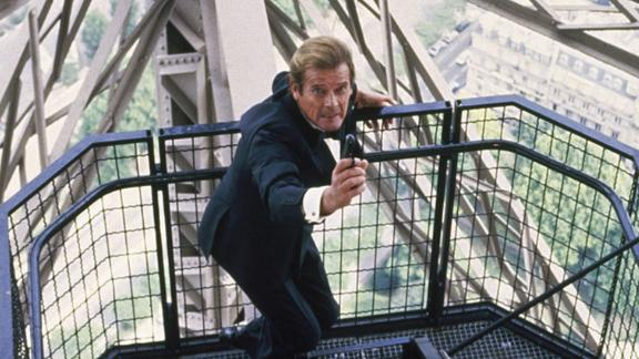 """<strong>""""A View to a Kill""""</strong>: Roger Moore stars as superspy James Bond in this action-packed thriller, involving horse racing, a microchip and a nefarious plot.  <strong>(Amazon Prime, Hulu) </strong>"""