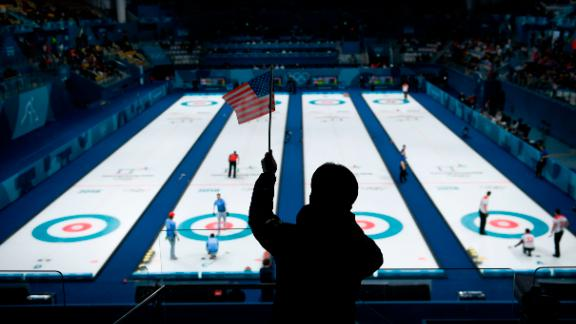 In a big upset for curling
